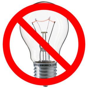 Glühlampenverbot