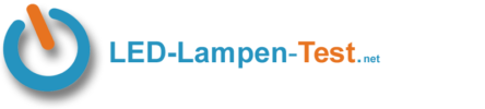 LED Lampen Test Logo